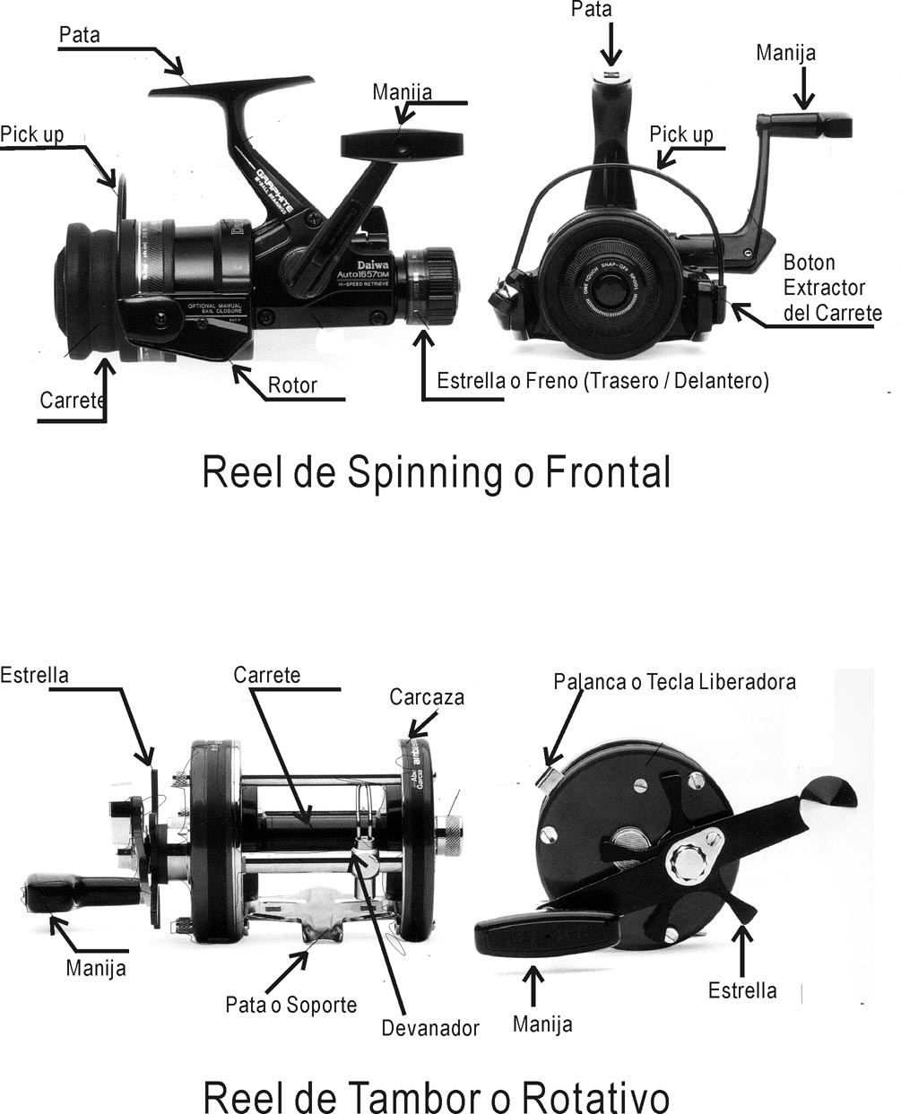 Venza For Sale >> Reels recomendados para cada ámbito/técnica de pesca   PESCADOR DEPORTIVO