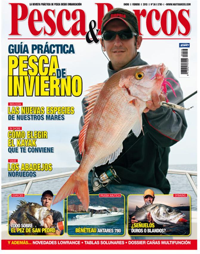 Pesca y barcos