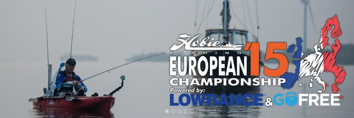 Campeonato Europeo de pesca en kayak 2015