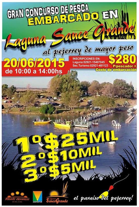 Laguna Sauce concurso