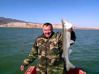 Matungo pescado en Cuesta del viento, San Juan. Enviado por Marco Medina
