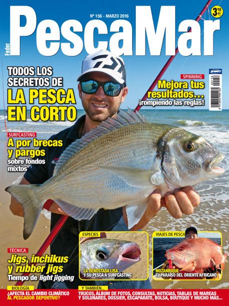 Pesca Mar Marzo 2016