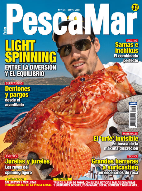 Revista Pesca Mar mayo