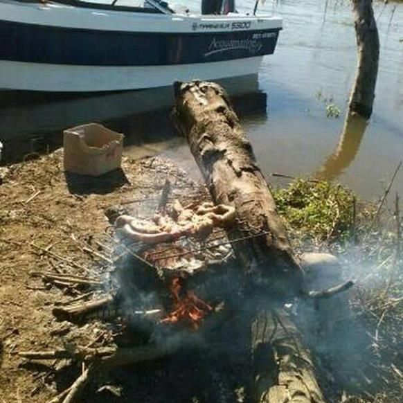 Pesca Asado 7