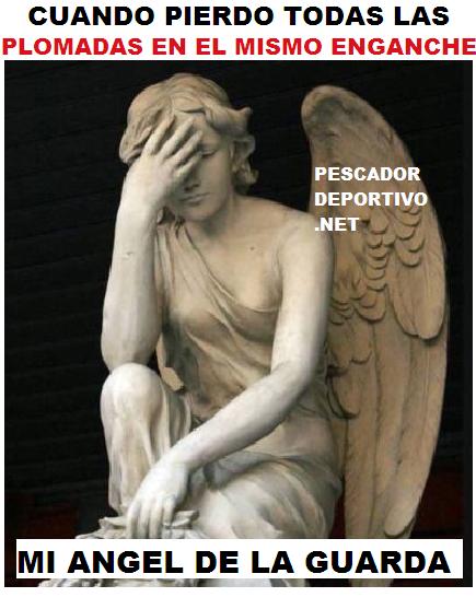 ANGEL DE LA GUARDA PLOMADAS