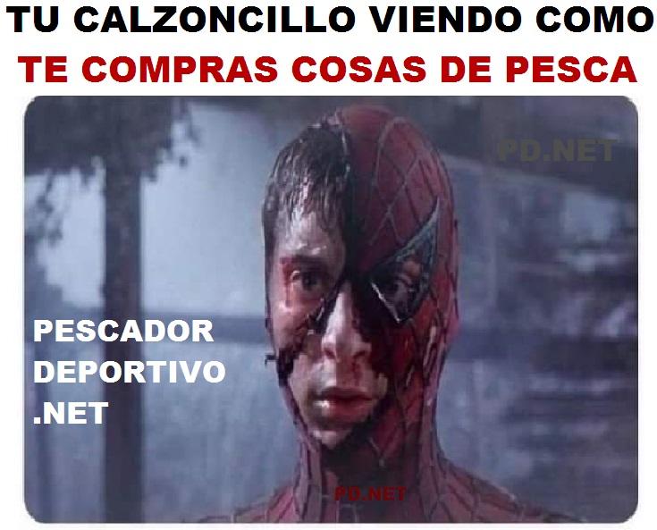 CALZONCILLO COSAS DE PESCA