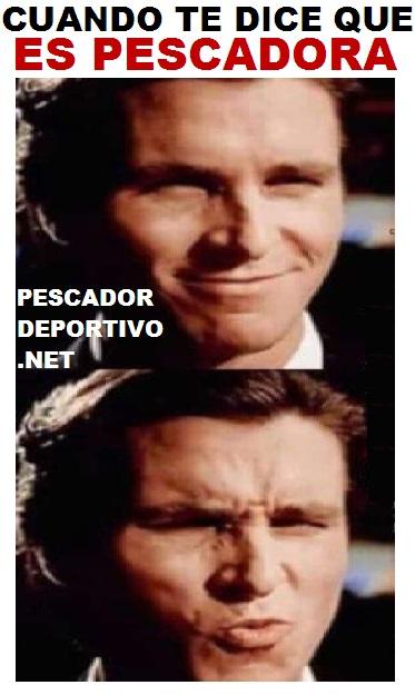 ES PESCADORA