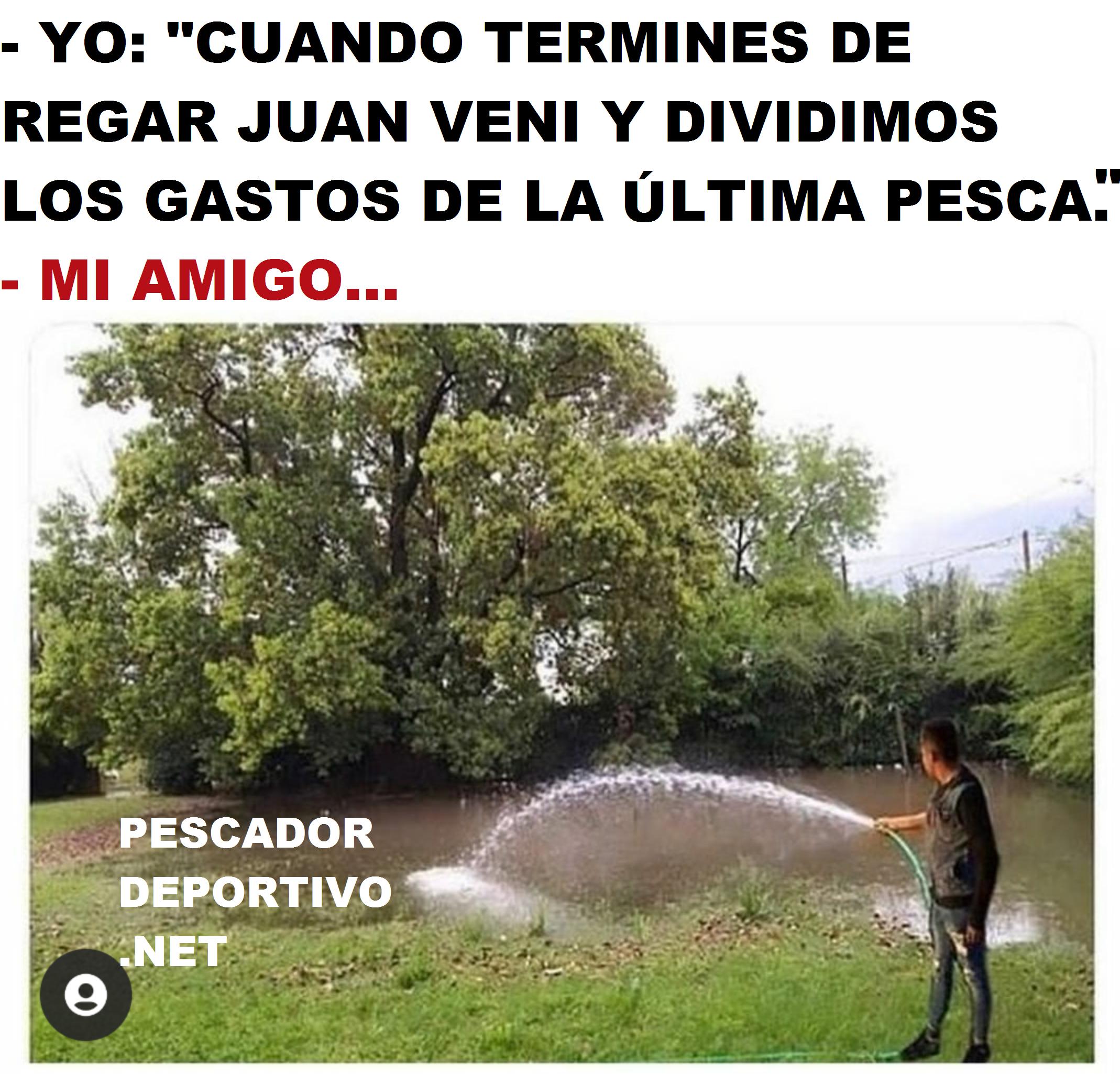 GASTOS PESCA