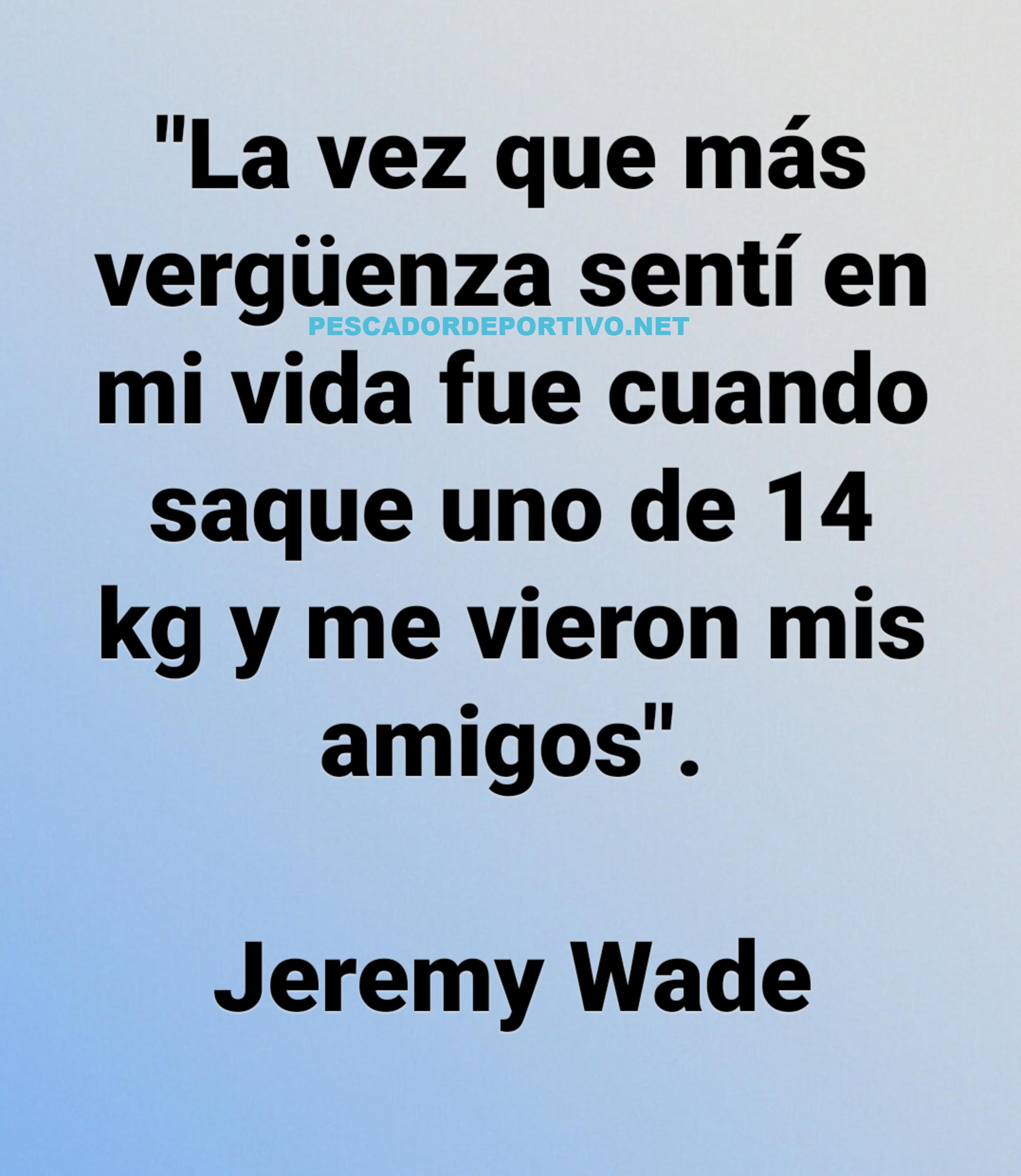 Meme Jeremy Wade 12