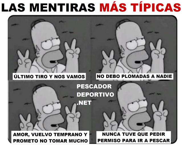 MENTIRAS TIPICAS