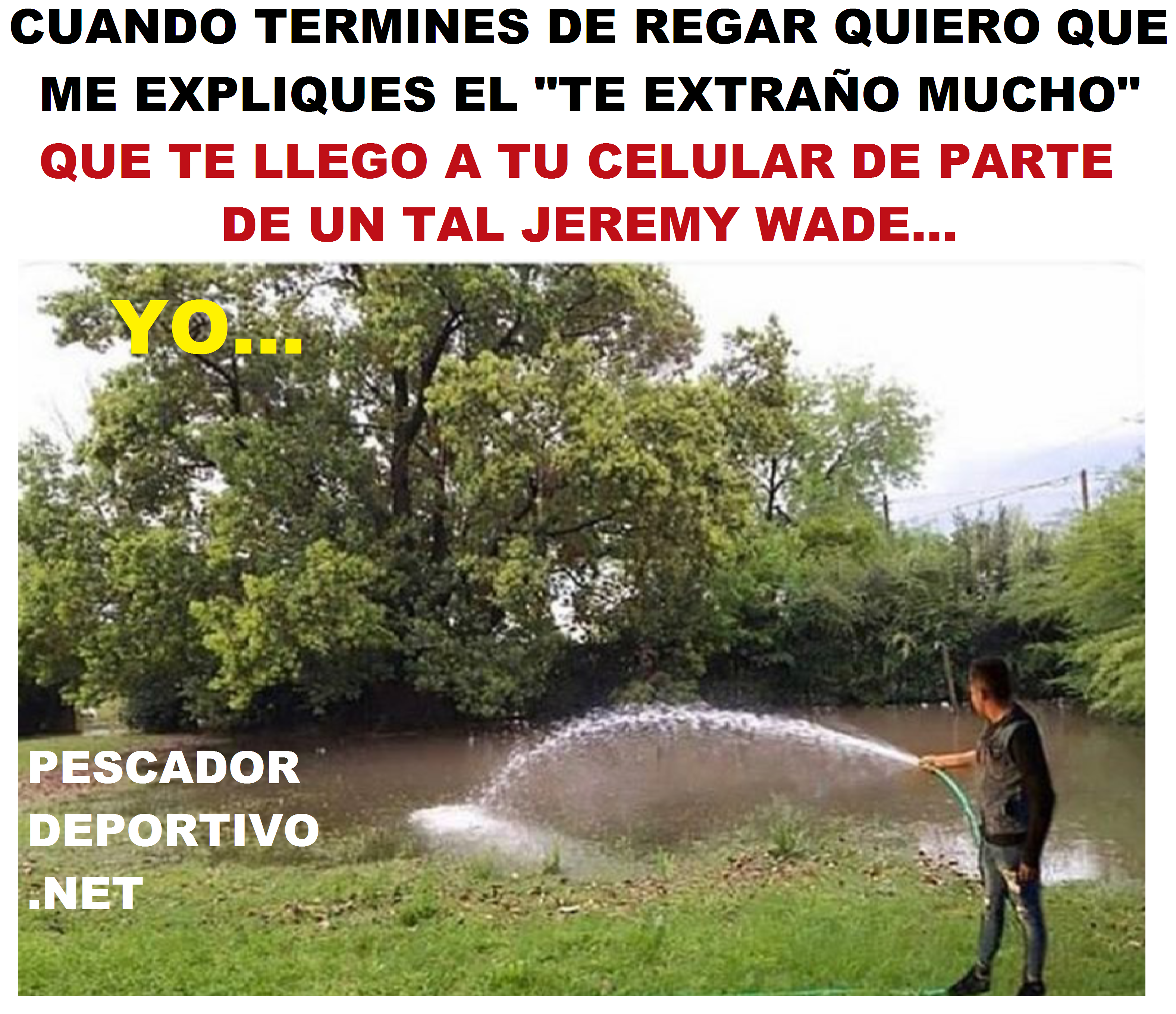 REGAR JEREMY WADE