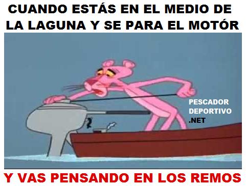 REMOS PESCA