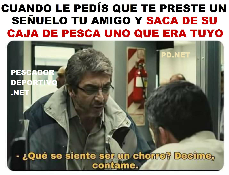 SEÑUELO QUE ERA TUYO