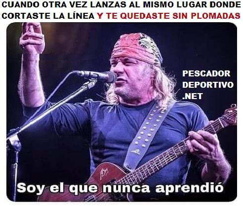 SOY EL QUE NUNCA APRENDIO PLOMADAS