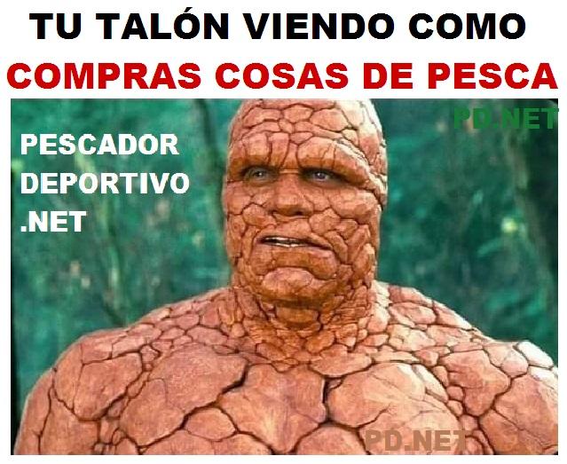TALÓN COSAS PESCA