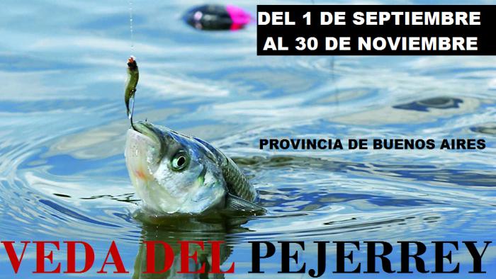 Veda del Pejerrey en la Provincia de Buenos Aires