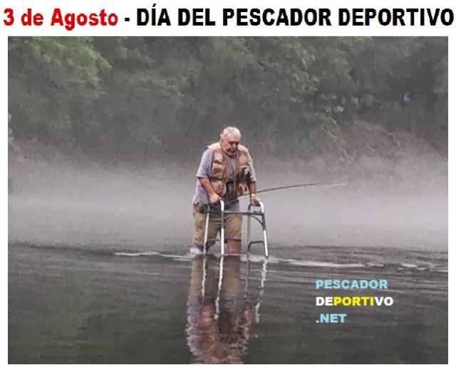 DIA PESCADOR DEPORTIVO..