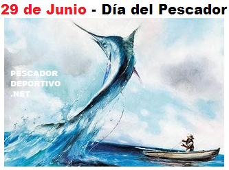Dia del pescador 29 de junio